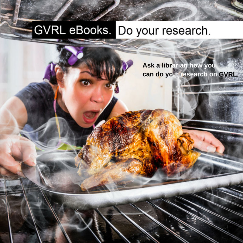 GVRL eBooks. Do your research.