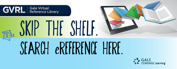 Skip the Shelf. Search eReference Here