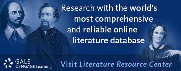 Visit Literature Resource Center button