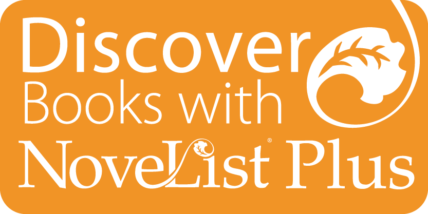 Discover Books with NoveList Plus button