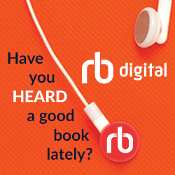 Have you heard a good book lately button